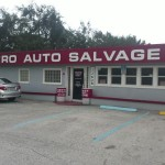 Savvy Salvaging—The Advantages of Recycled Auto Parts